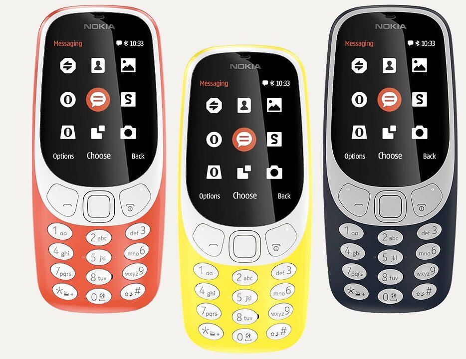 Nokia 3310: Ab heute bei Euronics und nächste Woche auf Platz 1 in den Verkaufscharts?