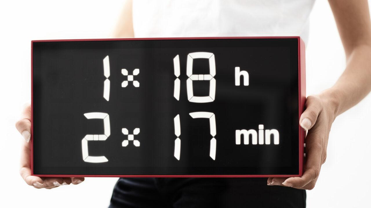 Albert Clock: Die ungewöhnliche Mathematik-Uhr ausprobiert