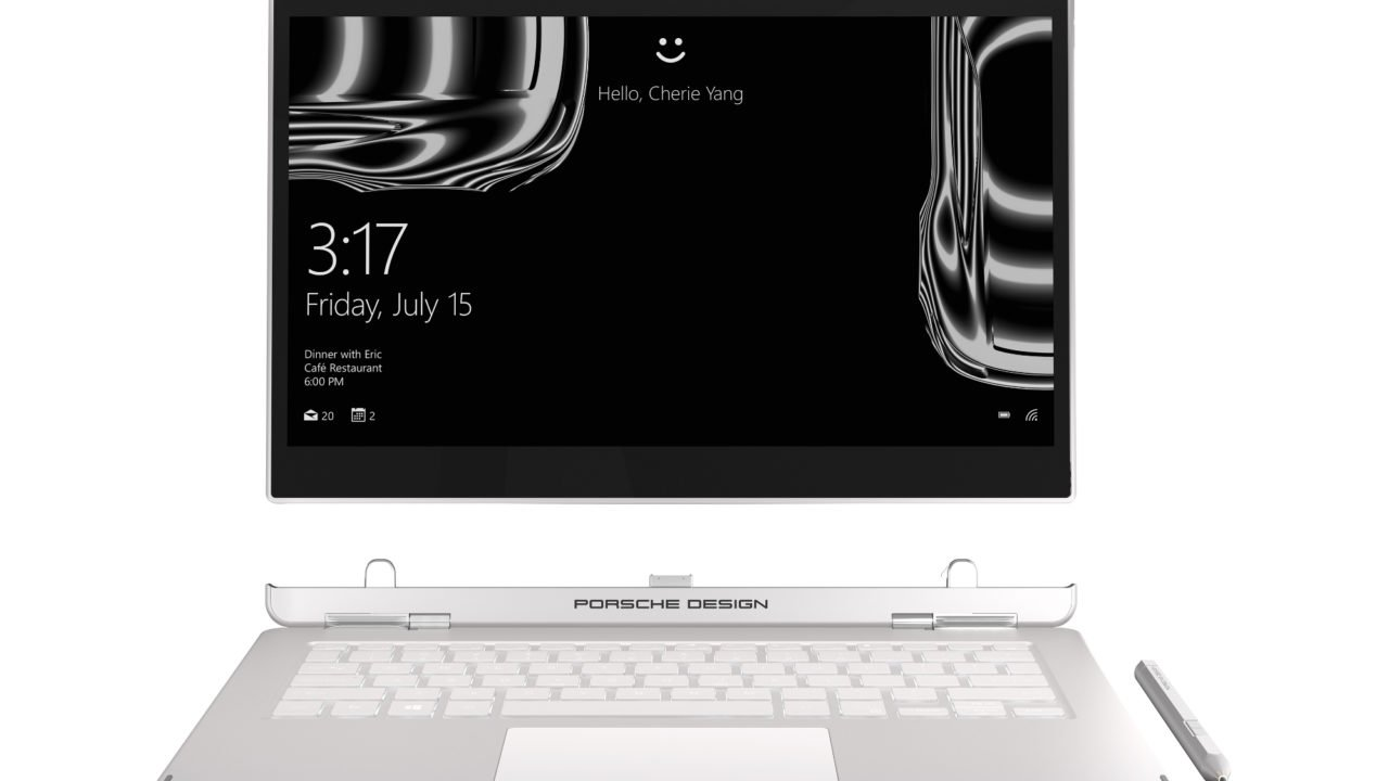Neu bei Euronics: Das Porsche Design Book One