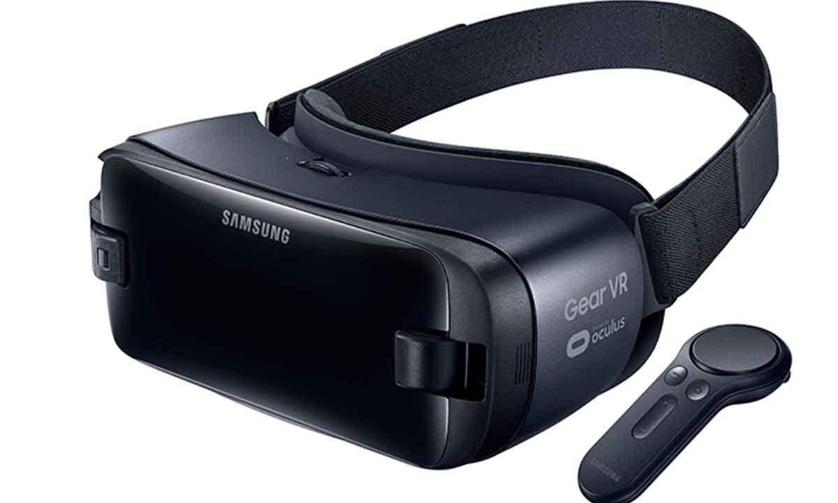 Samsung Gear VR: Neuer Controller für besseres VR-Erlebnis