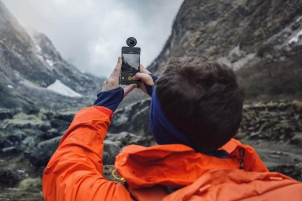 360-Grad-Videos überall. (Foto: Insta360)