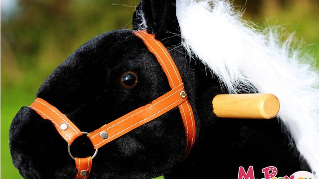 Ponycycle Black Beauty: Verrückt! Euronics verkauft jetzt auch Ponys
