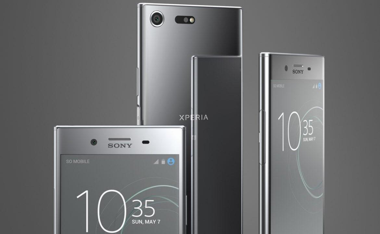 Sony Xperia XZ (Premium) & Xperia XA1 (Ultra):  Zeitlupen-Effekte und riesige Displays für neue Smartphones