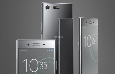 Sony-Xperia-Smartphones zum MWC 2017