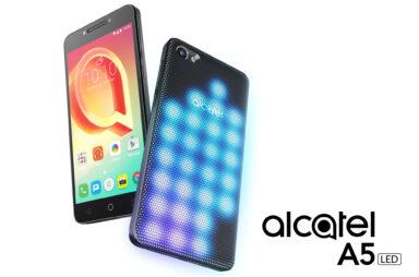 Alcatel A5 LED (Bild: Alcatel)