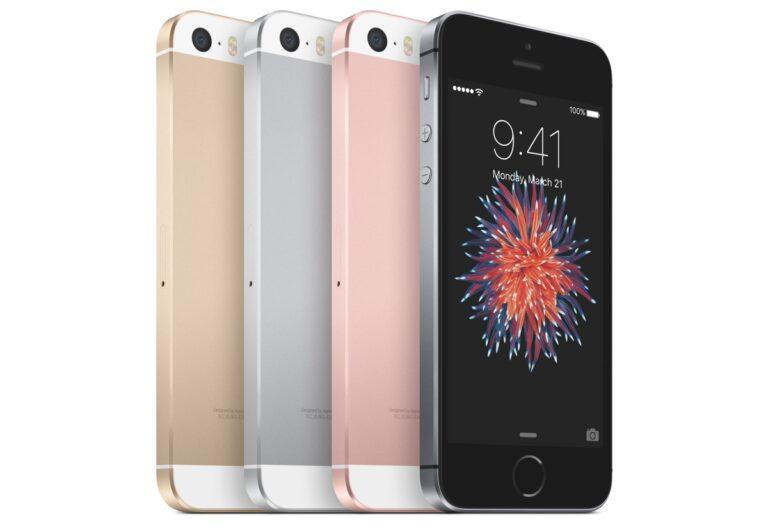 Apple hat verstanden, dass viele ein kleines Smartphone wie das iPhone SE wollen (Bild: Apple)