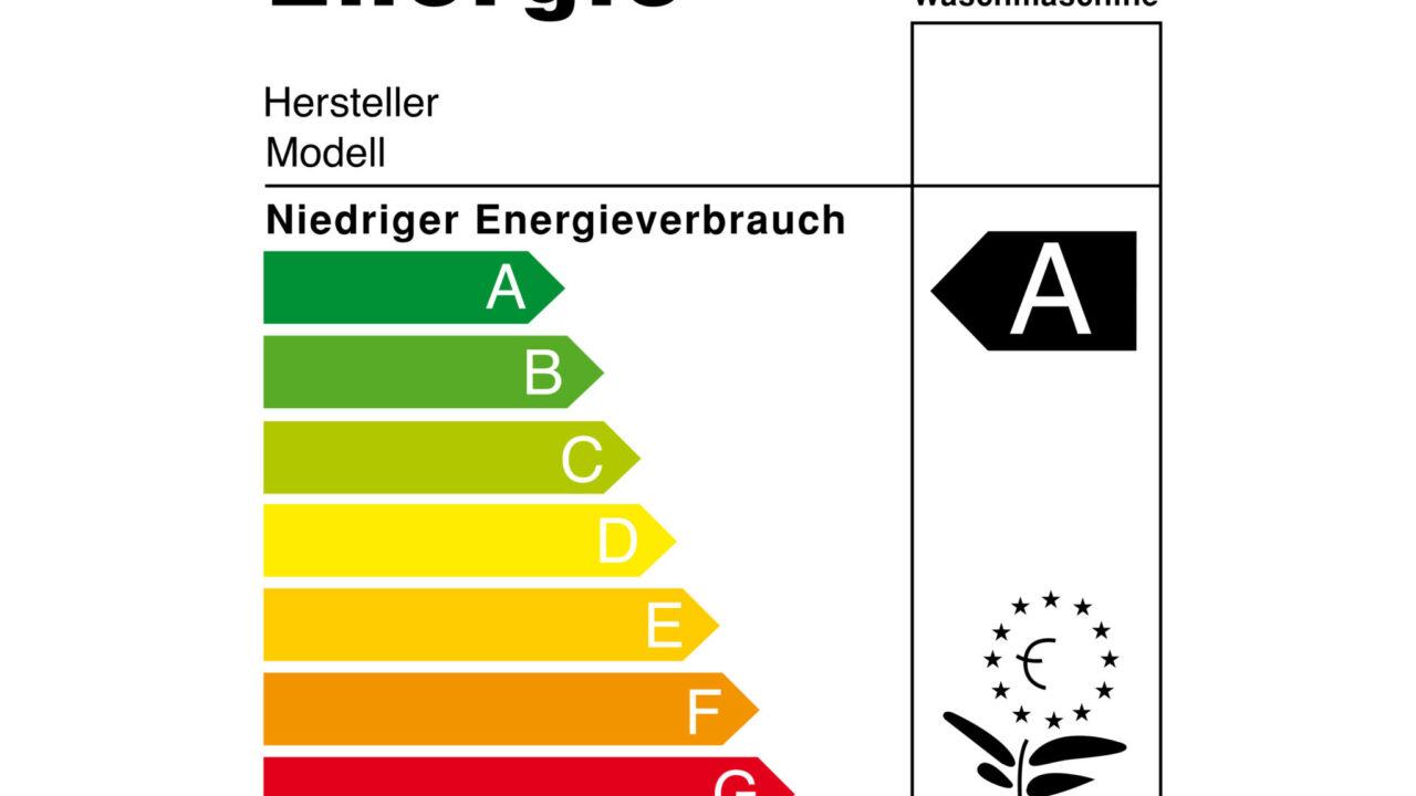 Aufgepasst: Neues EU-Energielabel leicht zu verwechseln