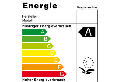 Energielabel (oberer Teil) (Bild: commons.wikimedia.org)