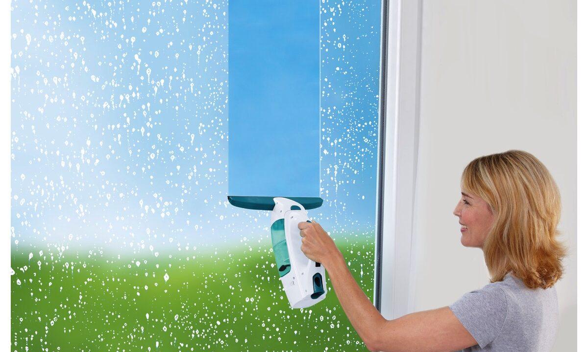 Leifheit Fenstersauger Dry&Clean: Verkaufsschlager für den Frühjahrsputz