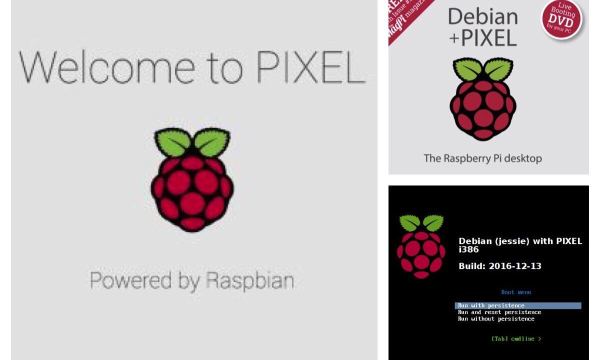 Pixel OS für Mac und PC: Raspberry Pi OS auf dem USB-Stick