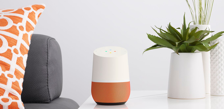 Der persönliche Assistent Google Home soll bald Sprachen erkennen können (Bild: Google)
