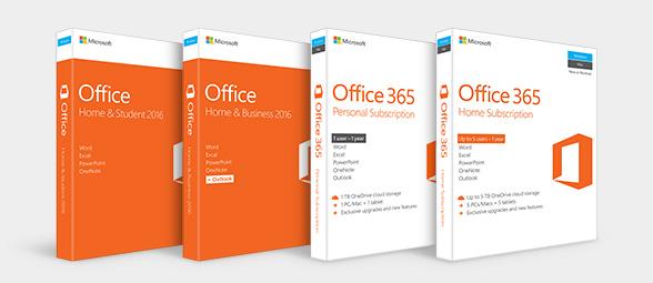 Alternativen: Neue Versionen. (Foto: Microsoft)