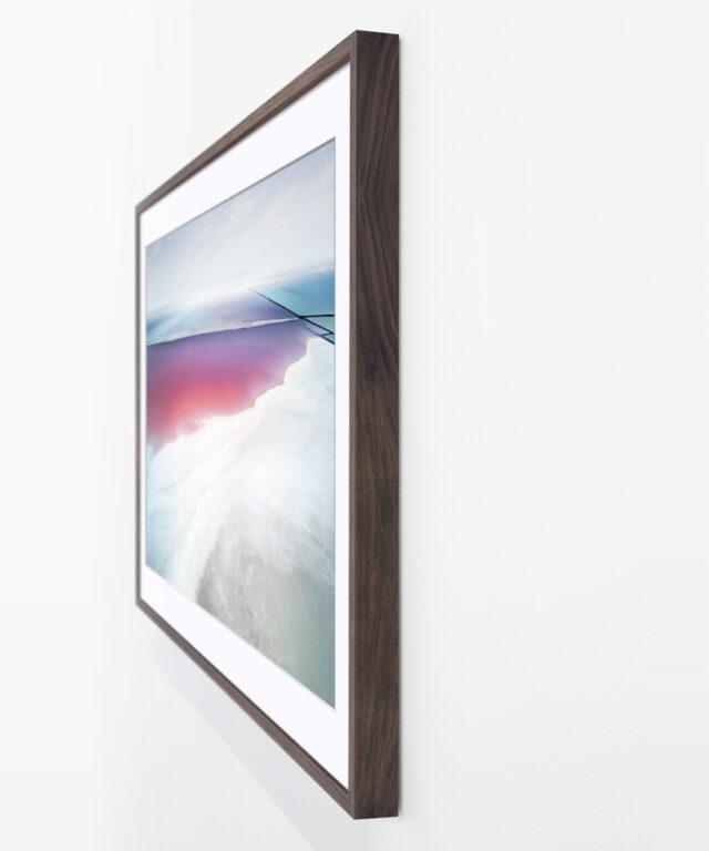 The Frame: Samsungs digitaler Bilderrahmen ist auch ein Fernseher ...