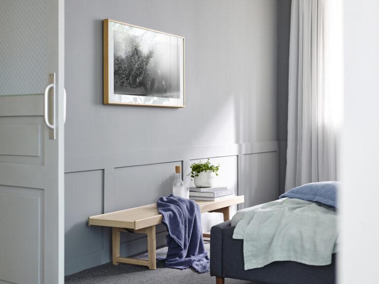 the frame samsungs digitaler bilderrahmen ist auch ein fernseher euronics trendblog. Black Bedroom Furniture Sets. Home Design Ideas