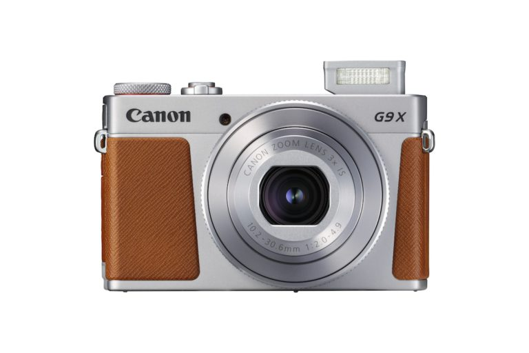 Canon PowerShot G9 X Mark II. Bild: Canon