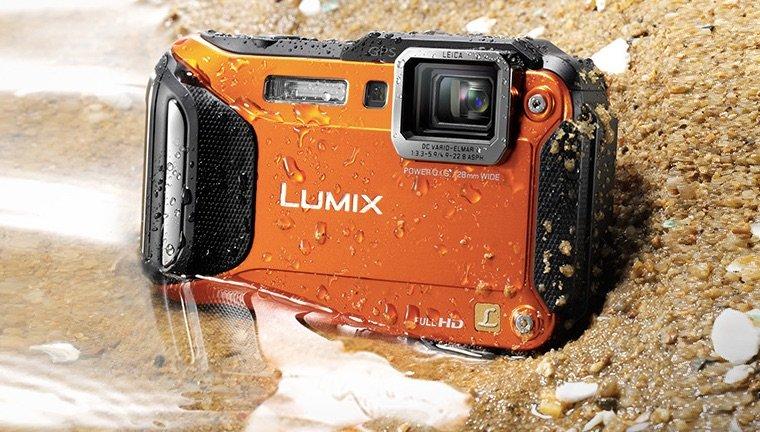 Outdoor-Kompaktkameras: Für das besondere Foto auf der Schlammrallye