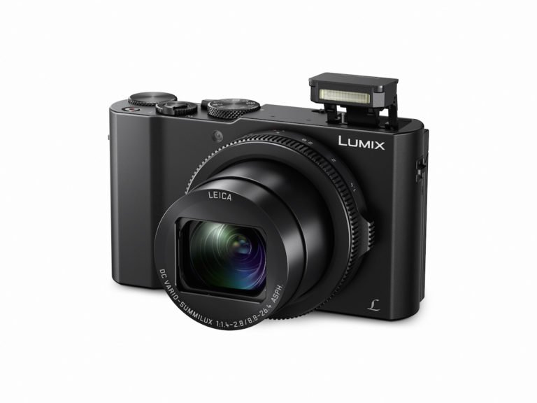 Panasonic Lumix LX15. Bild: Panasonic