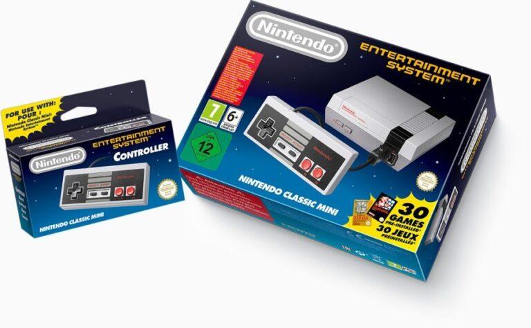 Das SNES Mini könnte teurer als das NES Mini werden. (Foto: Nintendo)