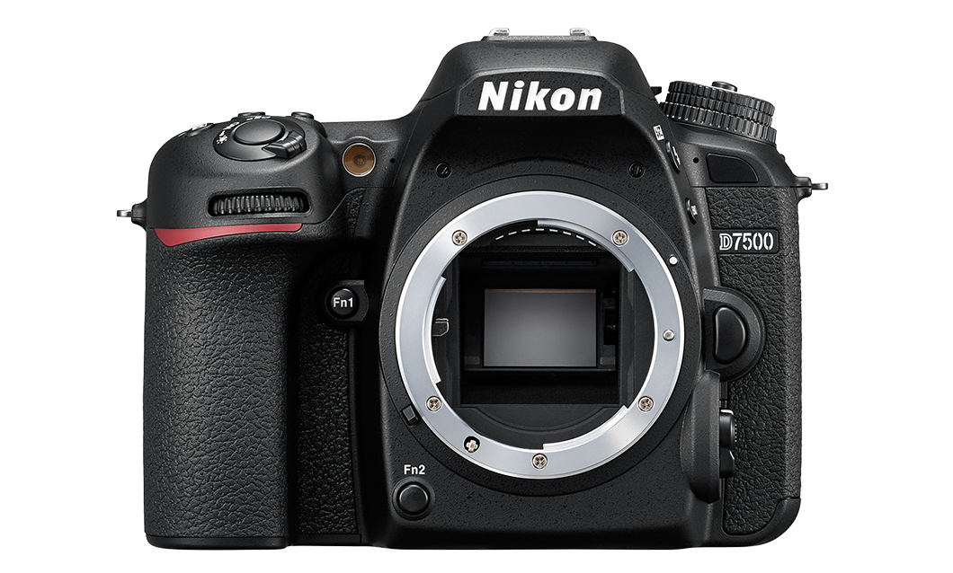 Nikon D7500: Nachfolger der D7200 mit Profi-Technik