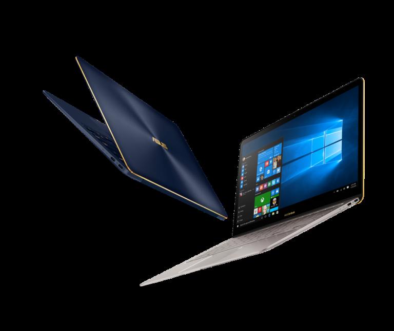 Der dünnste 14-Zoll-Laptop der Welt. (Foto: Asus)