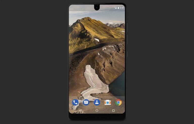 Das Essential Phone von Android-Gründer Andy Rubin. Auch nur ein weiteres Android-Phone
