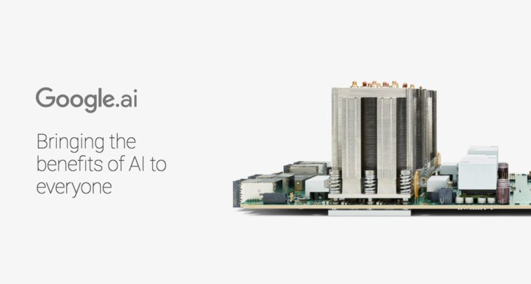 Alle Macht dem Machine Learning. Neues Projekt Google.ai