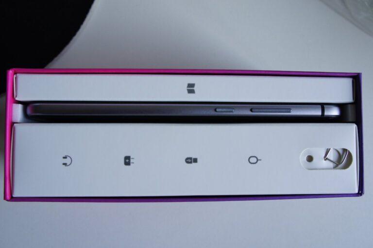 Produktbox des Huawei P10 Lite: Alles an seinem Platz