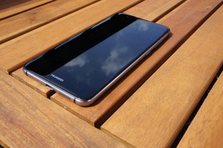 Schon chic: Das Huawei P10 Lite