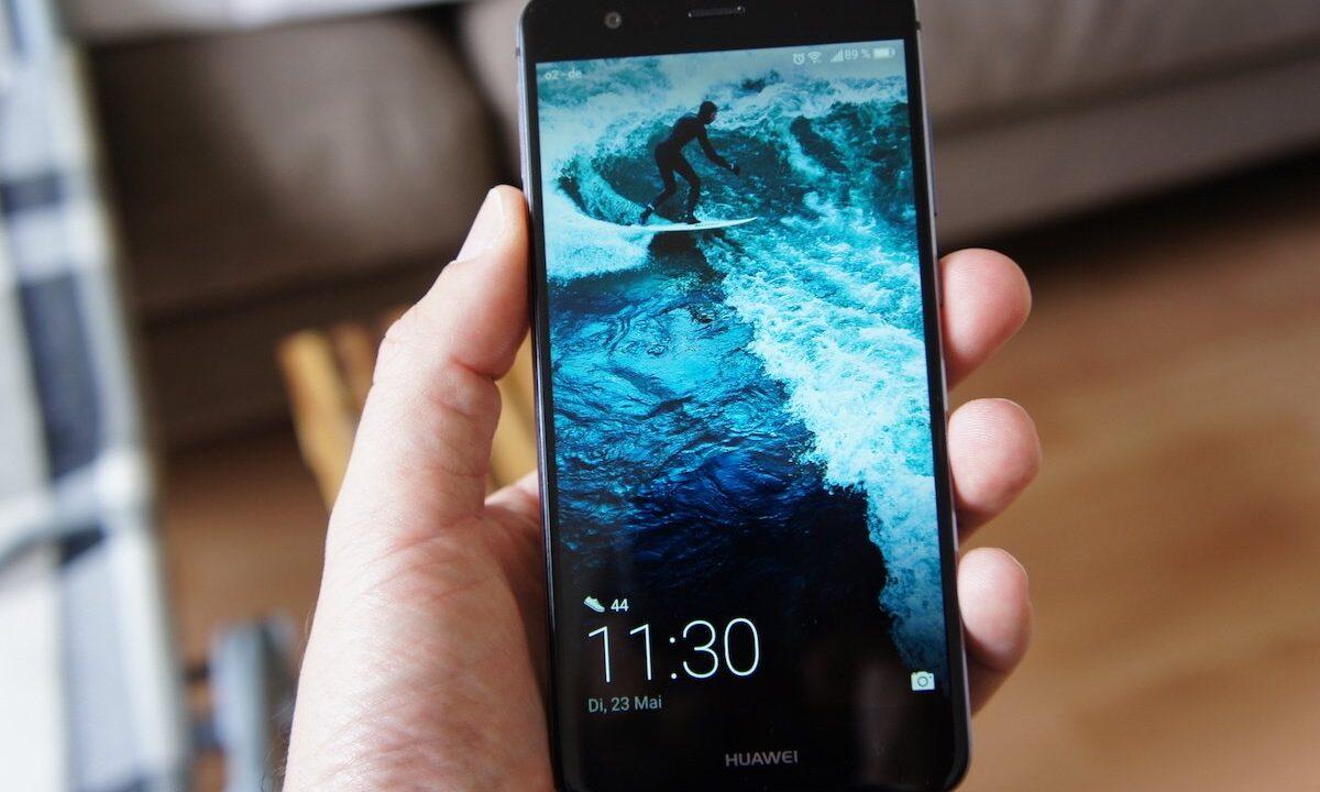Huawei P10 Lite im Test: Mittelklasse hat selten so gut ausgesehen
