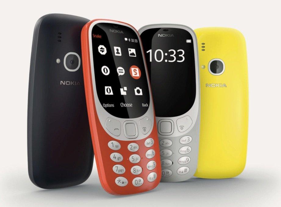 Okay, Wette verloren: Nokia 3310 nicht auf Platz 1 in den Charts, sondern…
