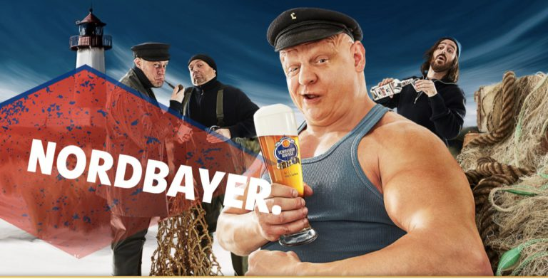 Die Nordbayern lassen's schonmal krachen, sagen Google und ein bayerischer Weißbierhersteller. Scheint also was dran zu sein. Bildquelle: Schneider Weiße. (Trinkt nicht zu viel Bier! Und gar keins, wenn ihr Auto fahrt, schwanger und/oder unter 16 seid!)