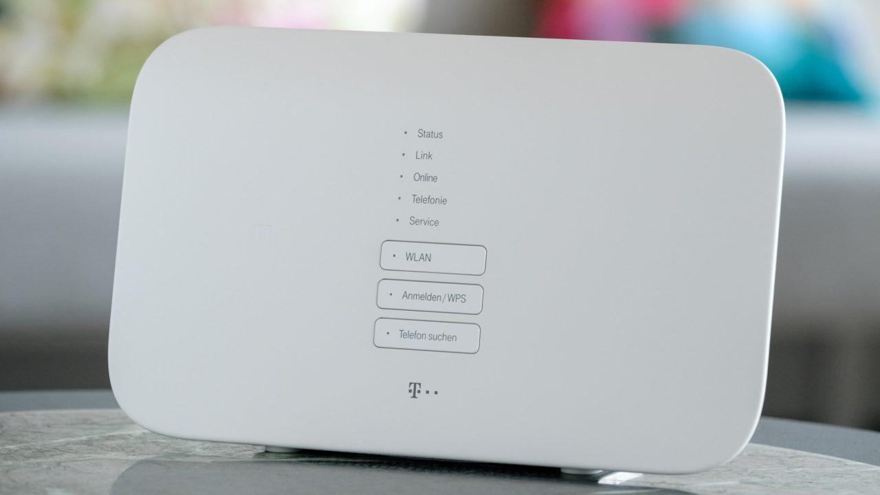 Telekom-Router Speedport Smart steuert jetzt das Smart Home