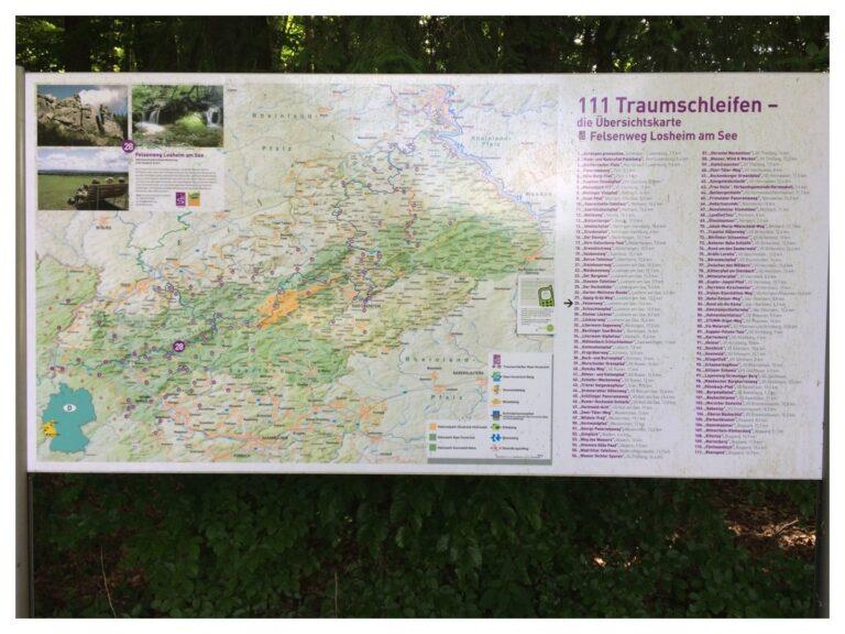 Wandern mit Smartphone als GPS-Gerät