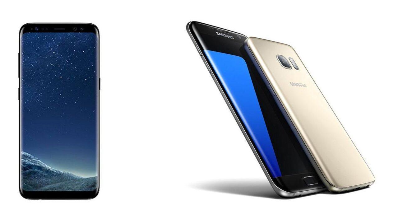 Samsung Galaxy S8 vs. Galaxy S7 Edge: Welches Smartphone ist die bessere Wahl für euch?