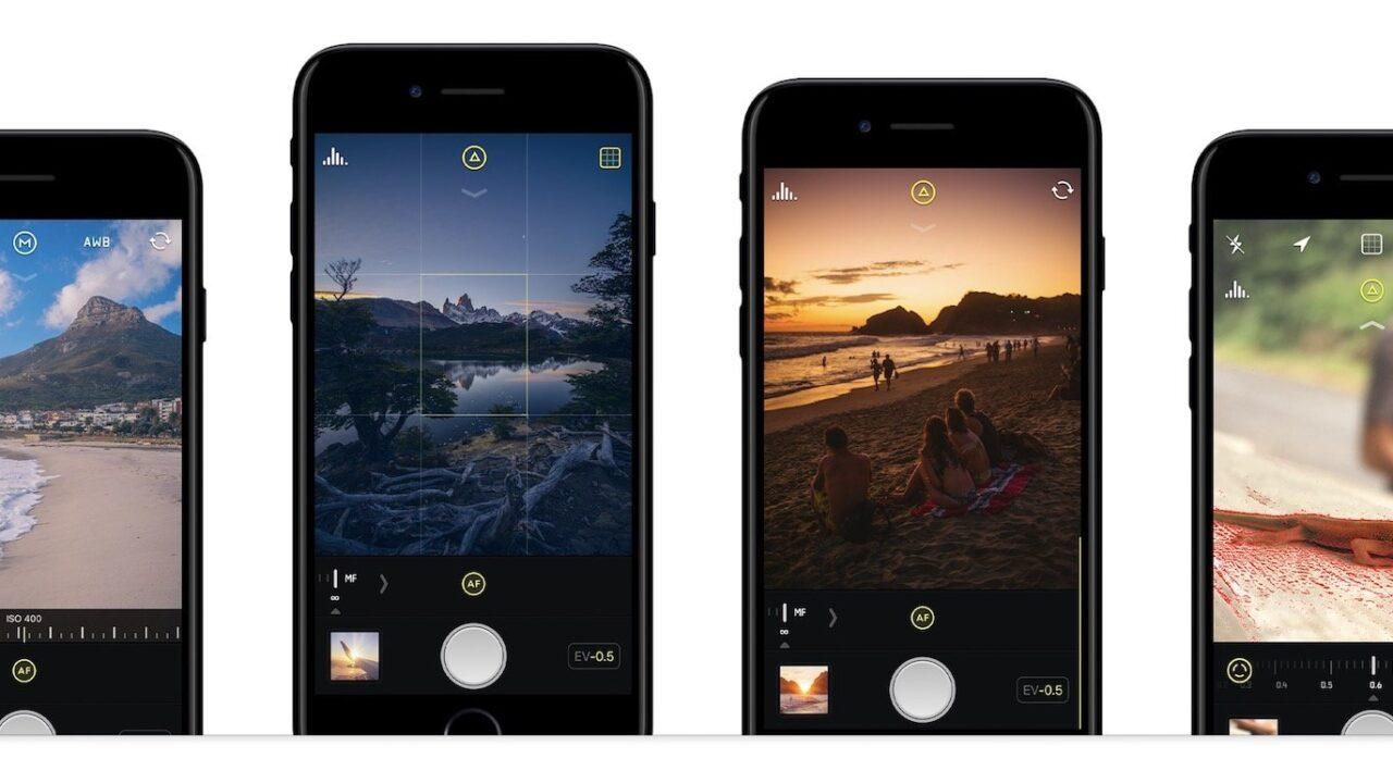 Die neue Halide Foto-App für iOS will ein Gefühl bieten wie eine analoge Kamera