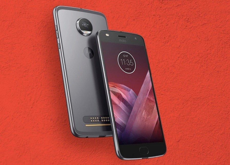 Motorola Moto Z2 Play vorgestellt: Lenovo opfert Akkulaufzeit einem schlankeren Gehäuse