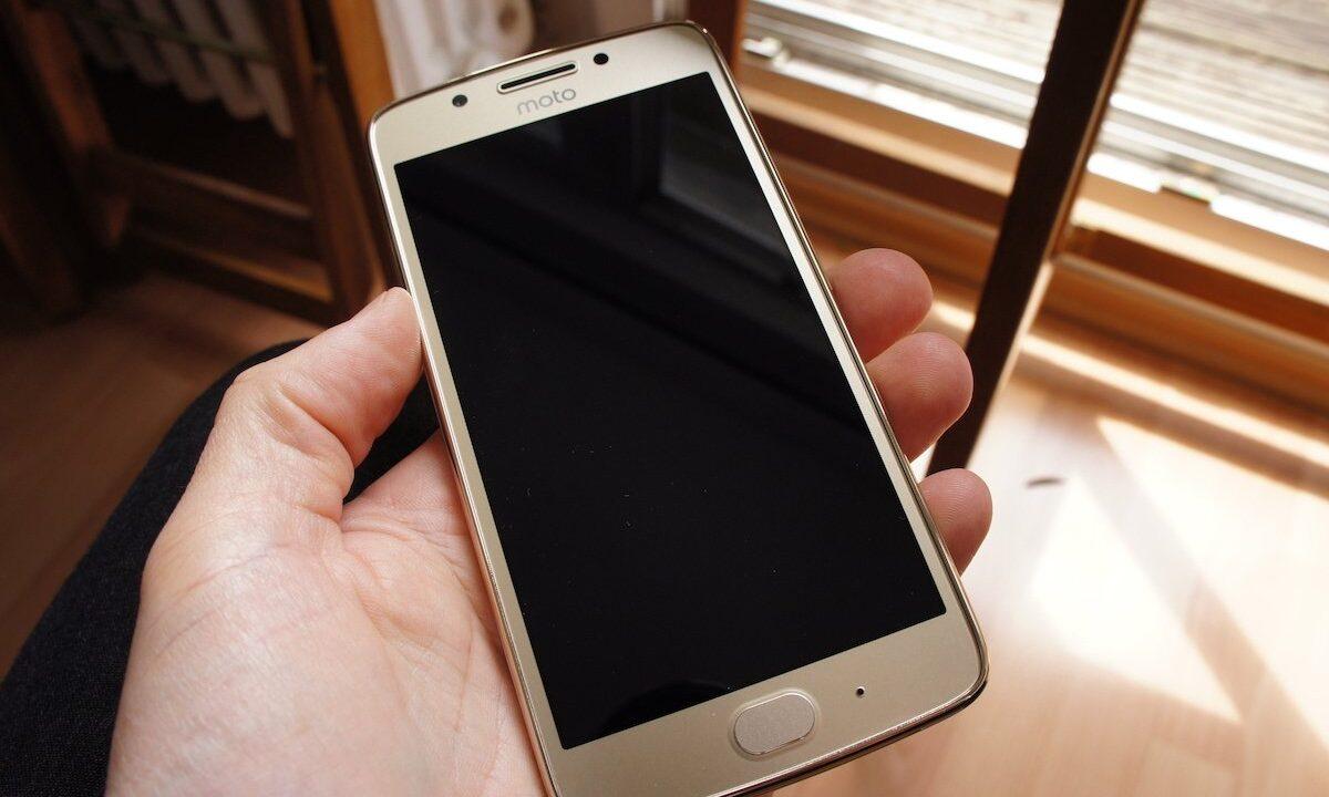 Lenovo Moto G5 im Test: Handlich aber ohne Anmut