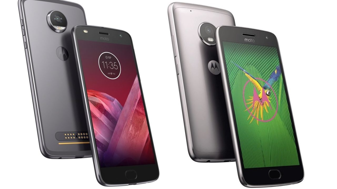 """""""Aufgedeckt"""": Sind Moto Z2 Play und Moto G5 Plus ein- und dasselbe Smartphone?"""