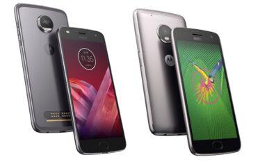 Motorola Moto Z2 Play und Moto G5 Plus