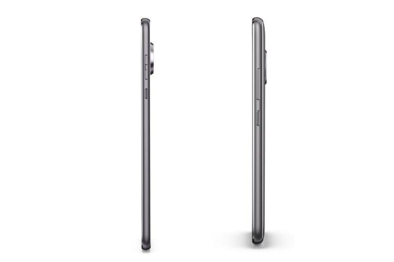Na gut, das Moto G5 Plus (rechts) ist dicker. Dafür guckt beim Z2 Play die Kamera weiter raus.