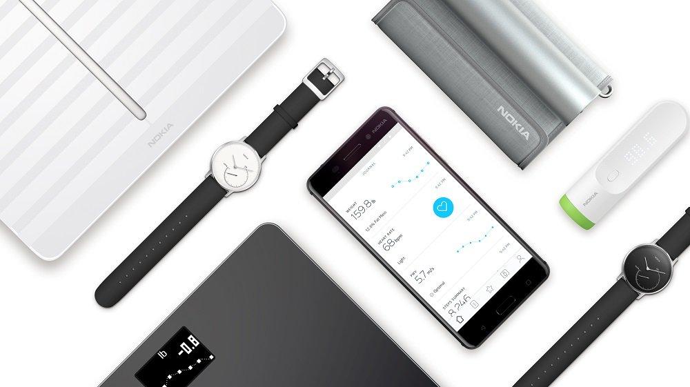 Nokia Health: Eine App und viele smarte Gadgets für die Gesundheit