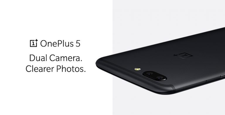 OnePlus 5 (Bild: OnePlus)