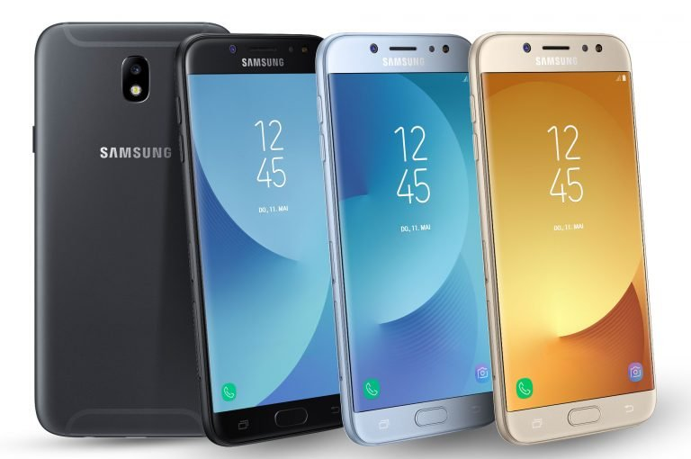 Samsung Galaxy J7 (2017) (Bild: Samsung)