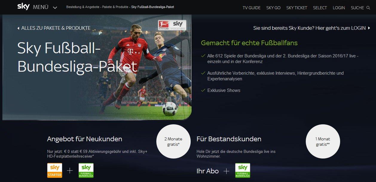 Fussball Bundesliga Vereine Konnten Spiele Selbst Vermarkten