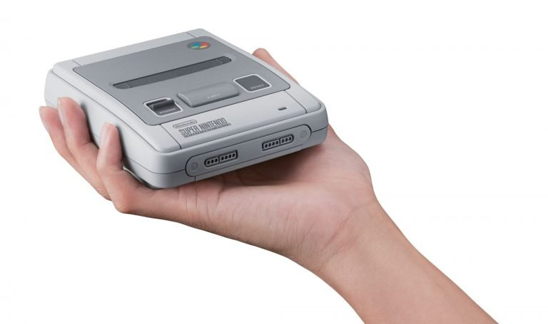 Hui, wie klein. (Foto: Nintendo)
