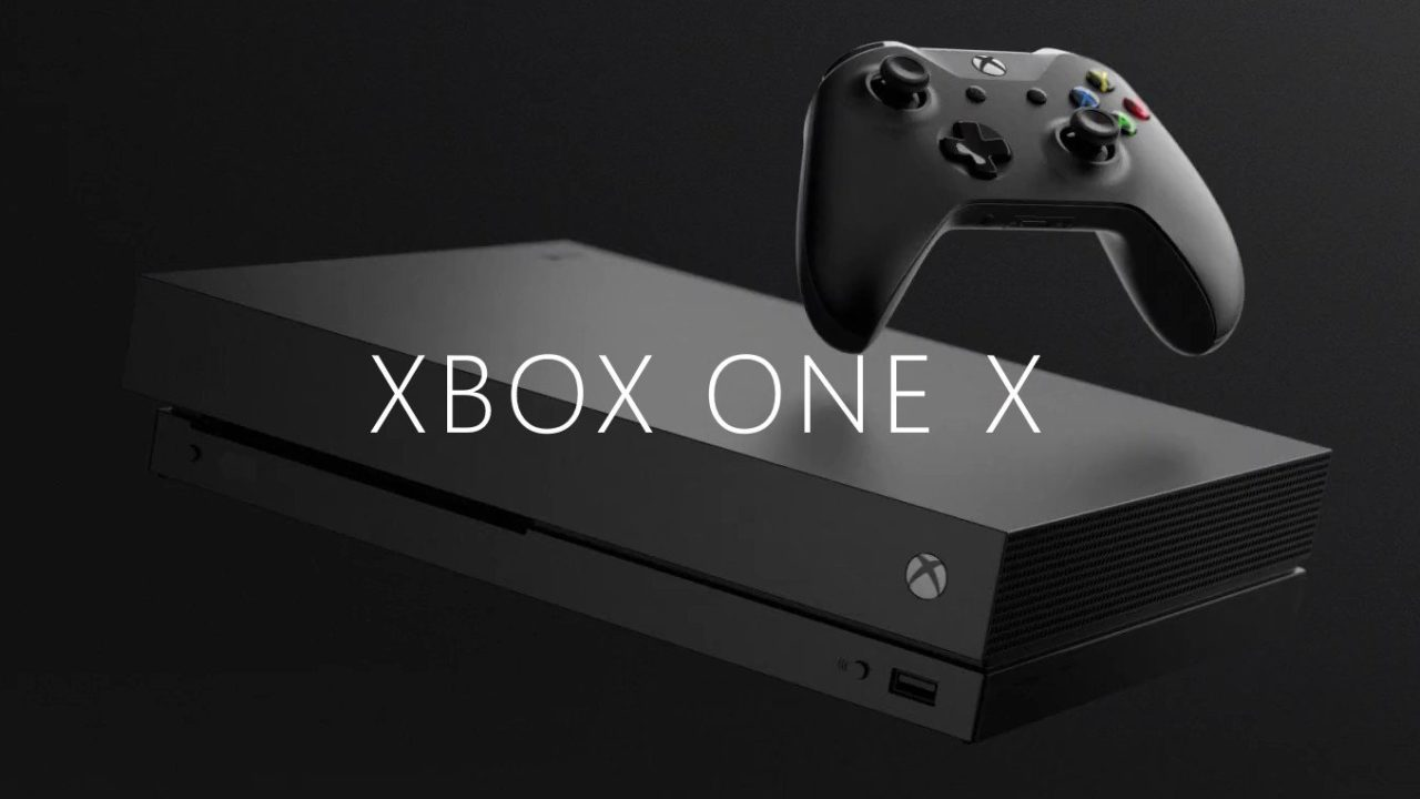 Xbox One X: Aus Scorpio wird das nächste Konsolen-Flaggschiff