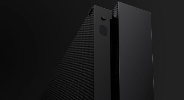 Die bisher kleinste Xbox One. (Foto: Microsoft)
