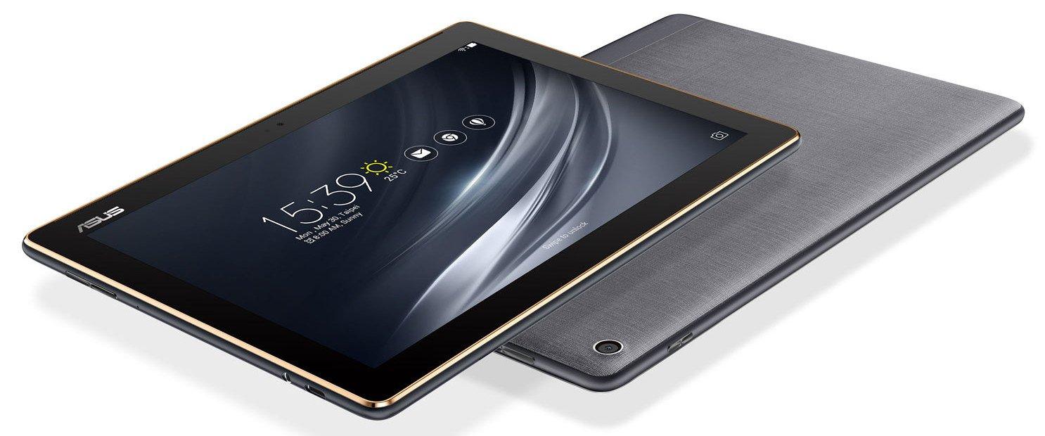 Ohne Tastatur-Dock ist das Asus ZenPad 10 ein ganz normales Android-Tablet (Bild: Asus)