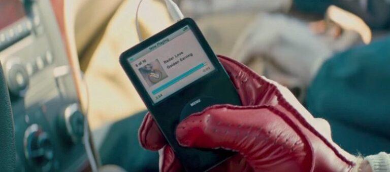 Apple iPod: Kam noch einmal ganz groß raus im Kinofilm Baby Driver