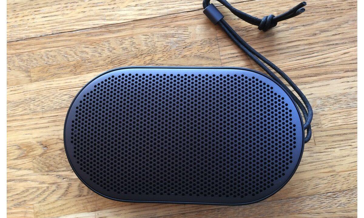 Bang & Olufsen Multimedia-Lautsprecher BeoPlay P2  ausprobiert